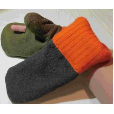 Pick Your Own color - Hunting mitten