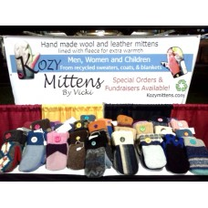 Pick Your Own color Mittens - Men/Women